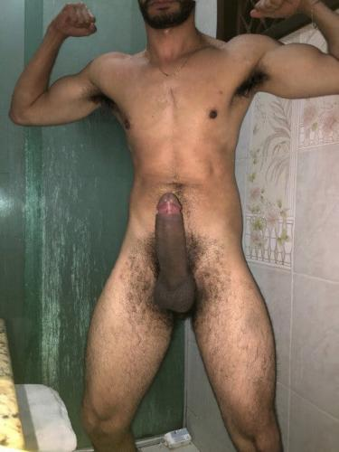 Male Escort in Madrid: Abdel