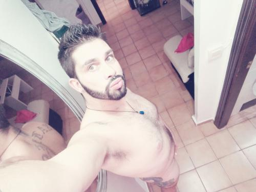 Male Escort in Sevilla: Gabriel