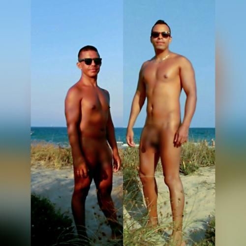 Male Escort in Valencia: Joan Y Trevor