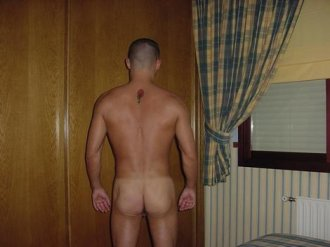 Male escort in Madrid: Marco