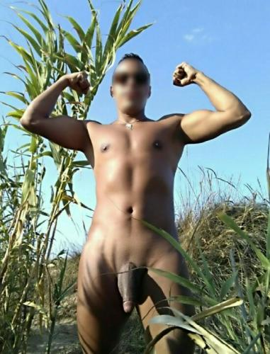 Male escort en Valence: Ronald